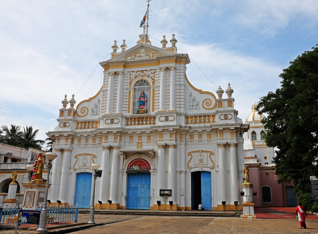 Our Lady of Immaculate Conception, Puducherry