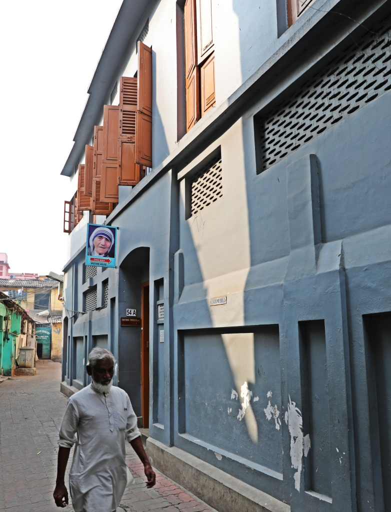 Mother Theresa's Motherhouse, Kolkata