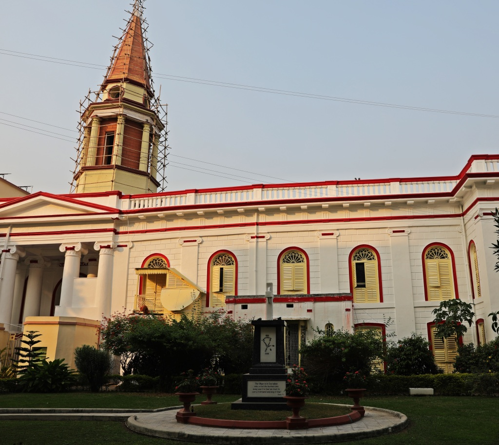 St.Thomas Church, Kolkata