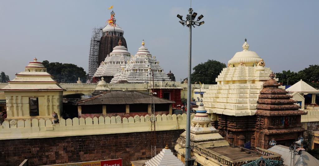 Jagannath Mandir, Puri