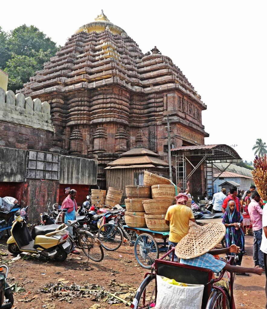 Side gate to Jagannath Mandir, Puri