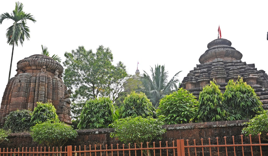 Hindu shrines, Bhubaneswar