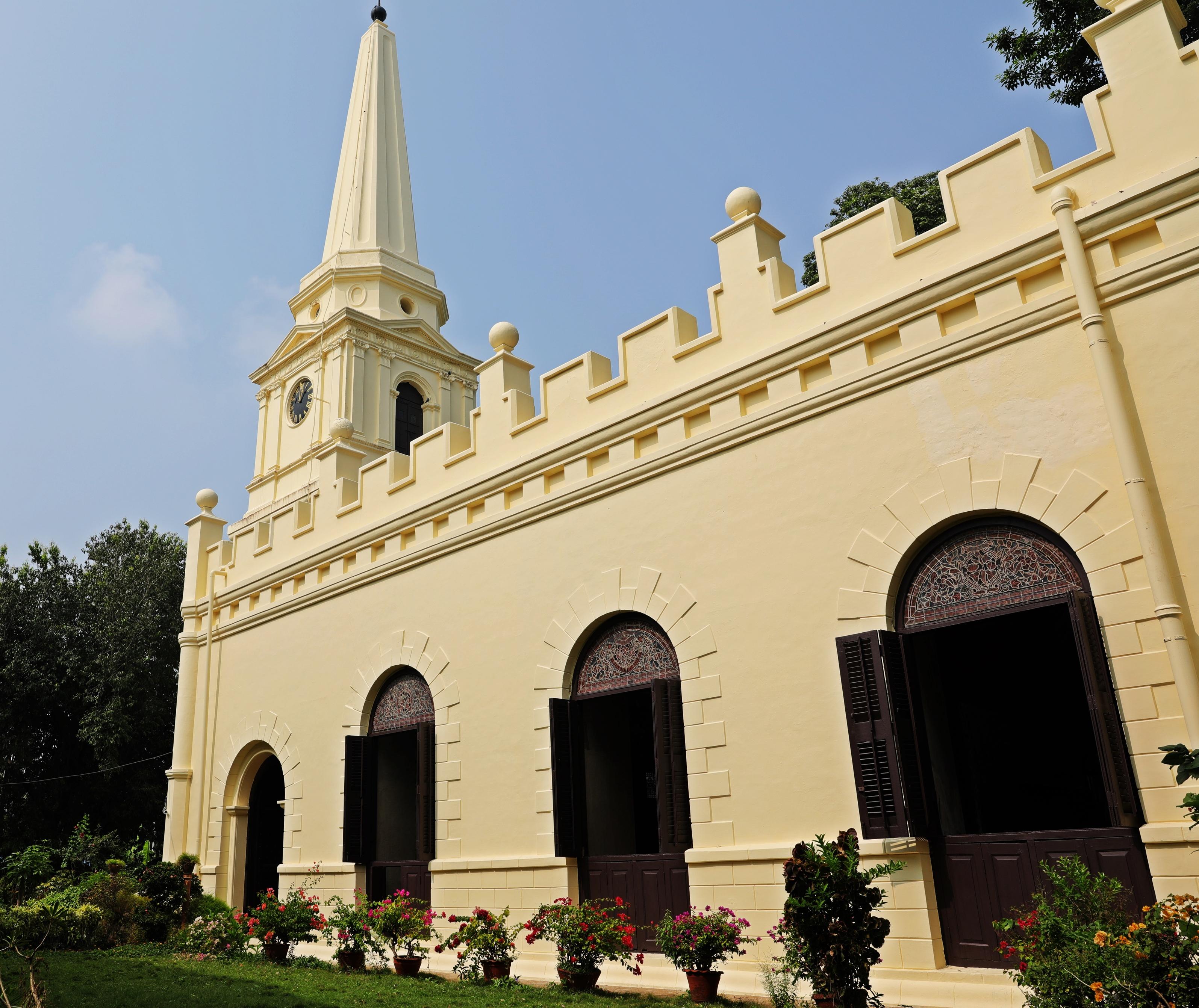St Mary's Church, Fort St. George, Chennai