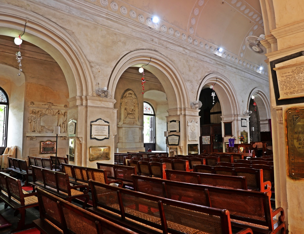 St Mary's Church, Fort St. George, Chennai