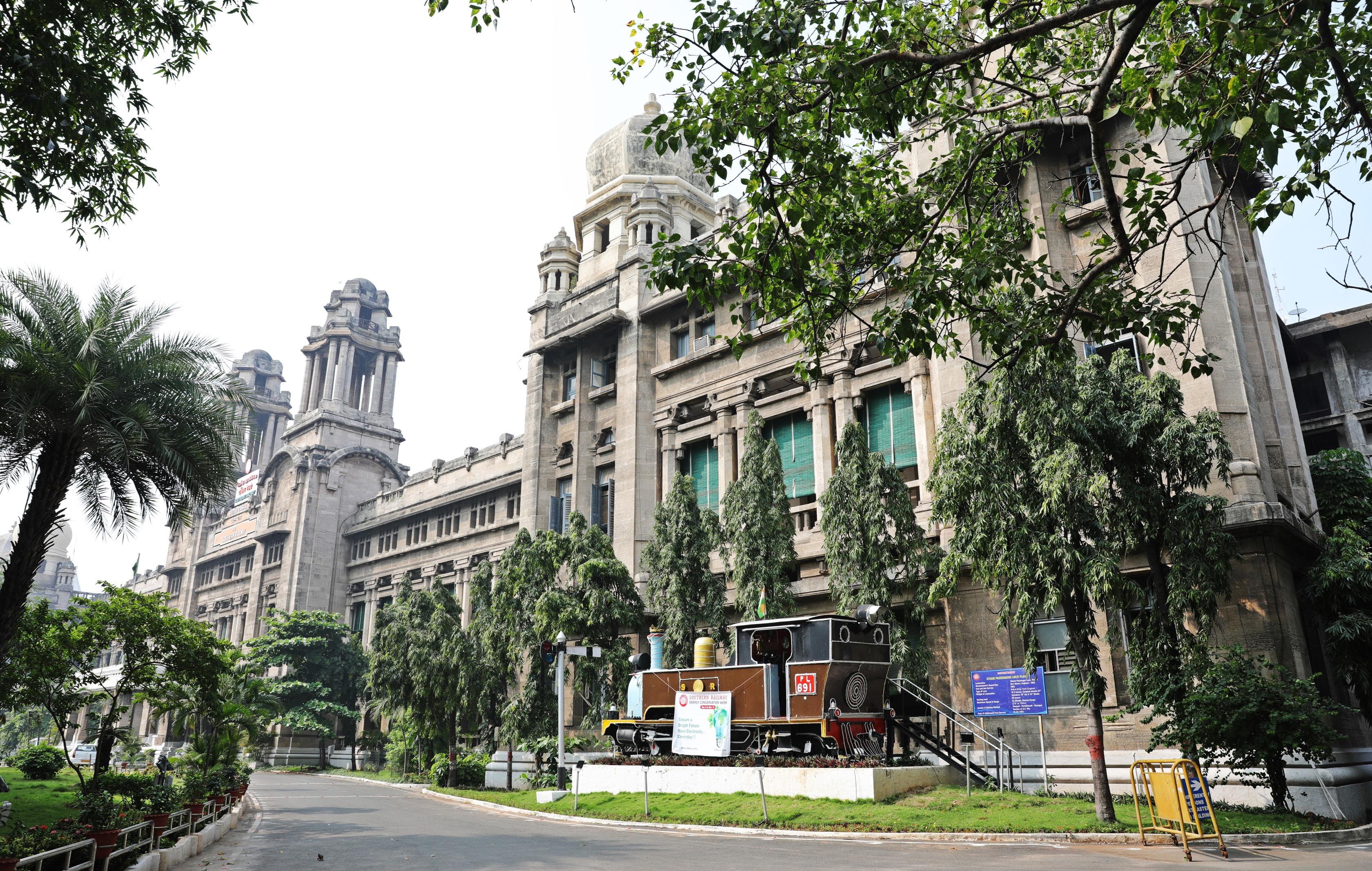 Southern Indian Railway Office, Chennai