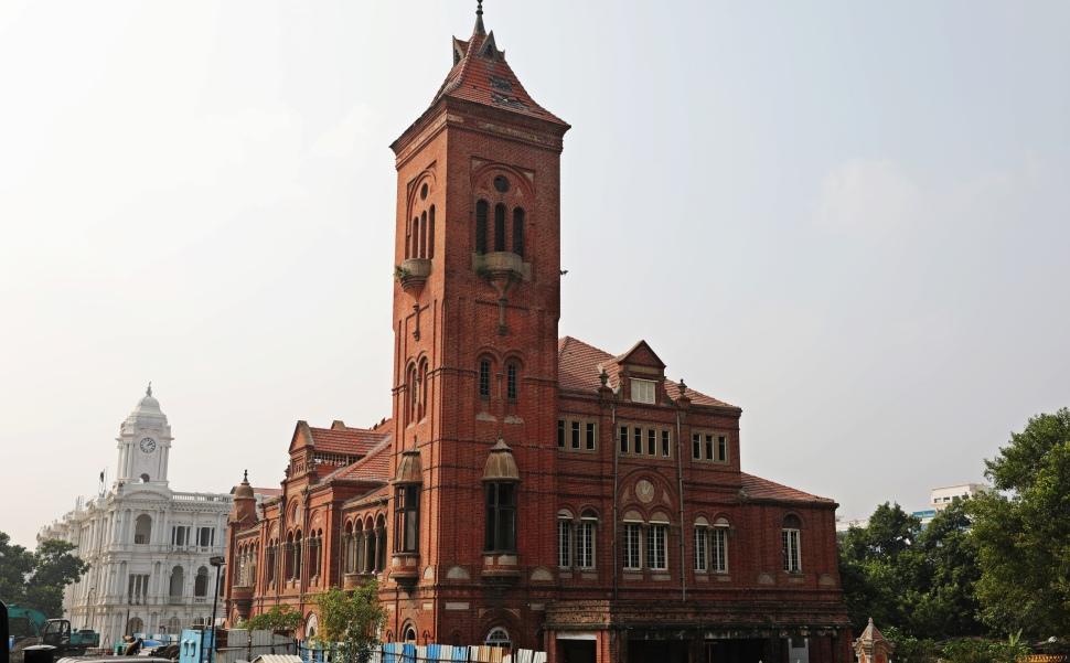 Victoria Public Hall, Chennai