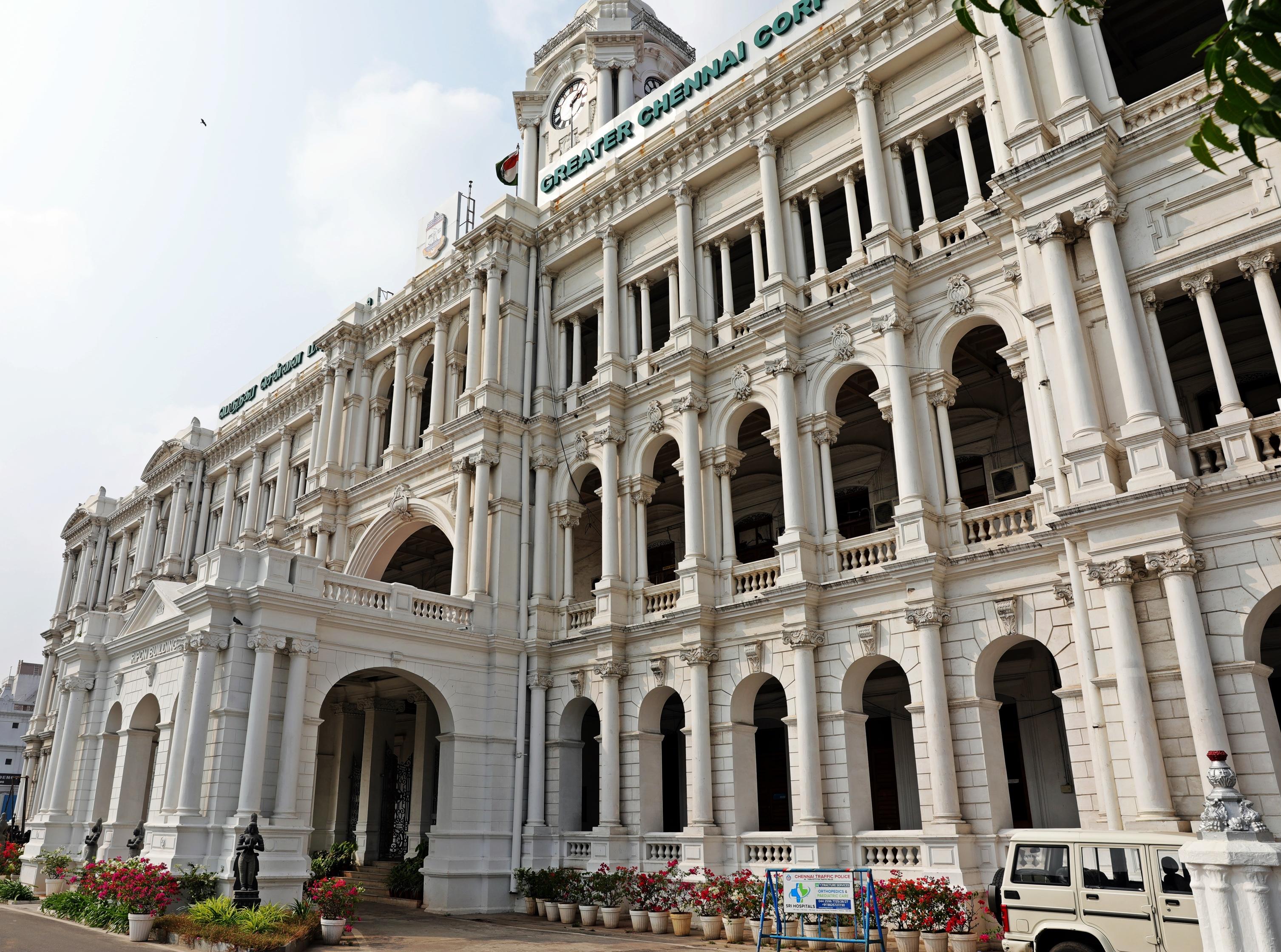 Ripon Building, Chennai