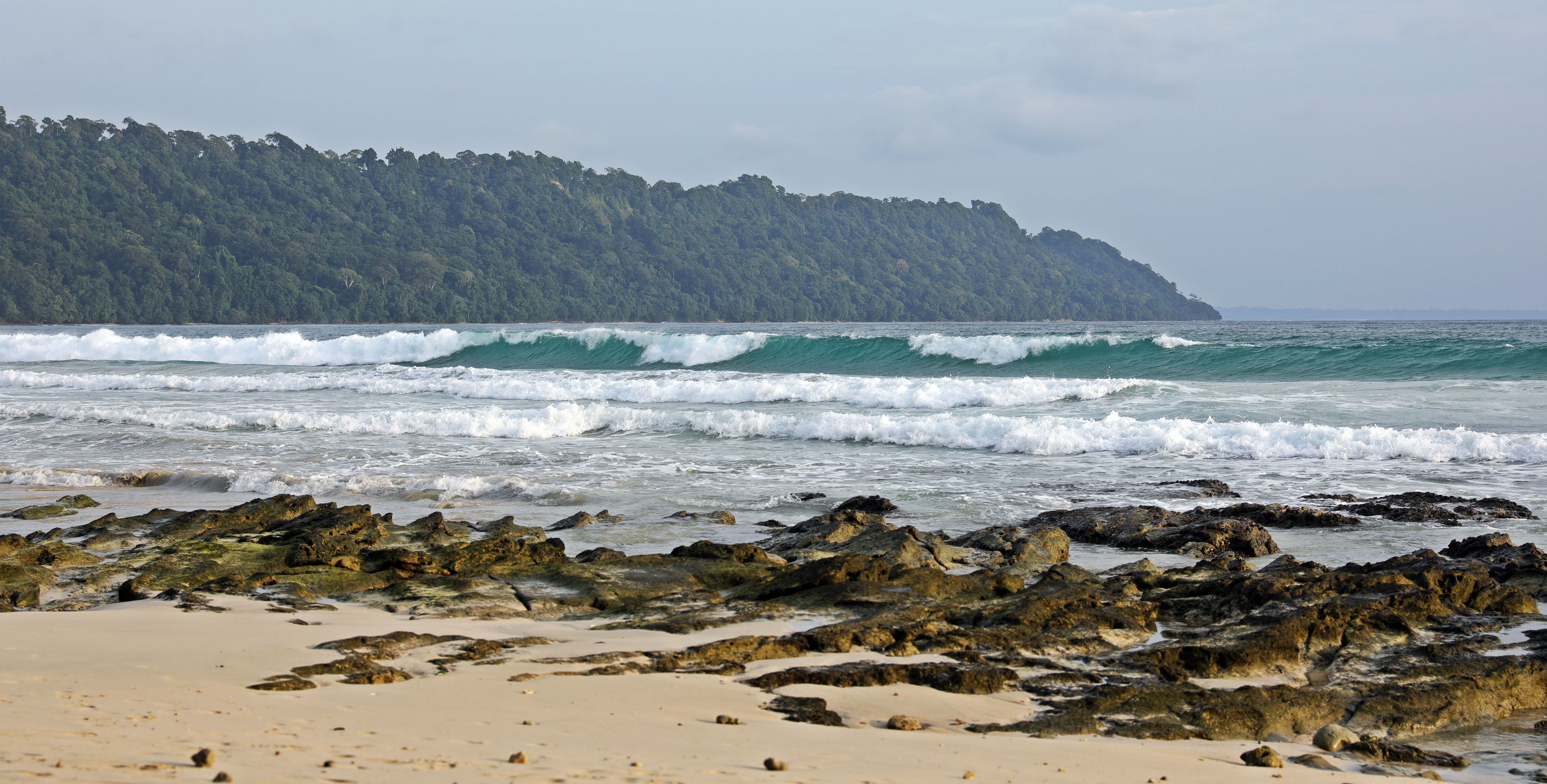 Radhanaga Beach, Havelock Island