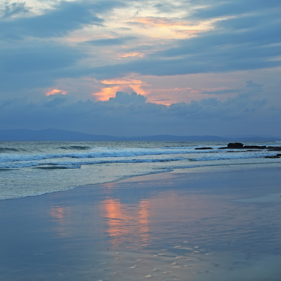 Sunset, Radhanaga Beach, Havelock Island
