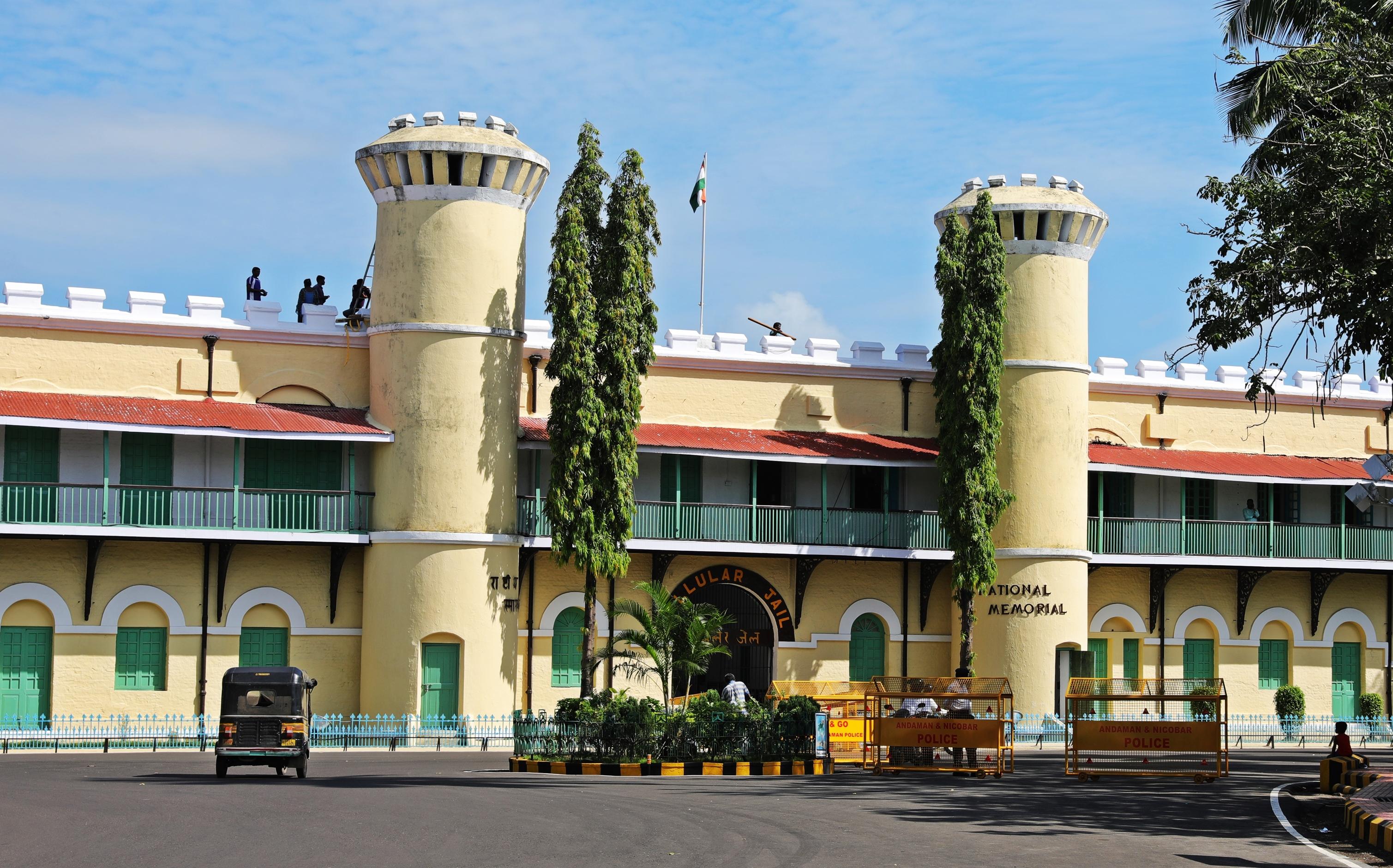 Cellular Jail, Port Blair, Andaman Islands