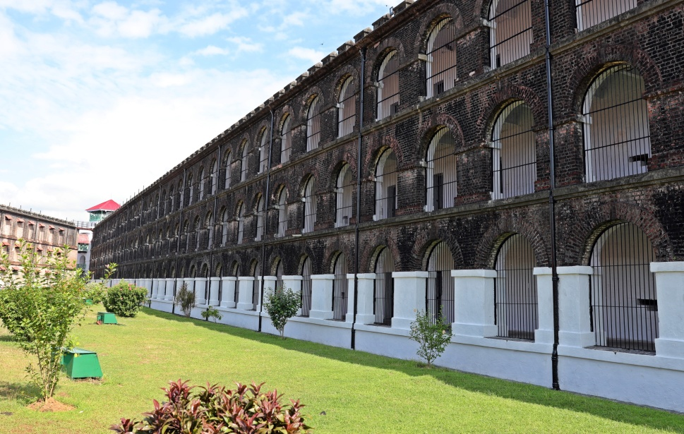 Cellular Jail, Port Blair, Andaman Islands