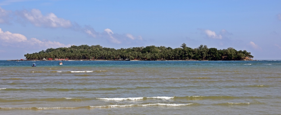 Ross Island, Andaman Islands