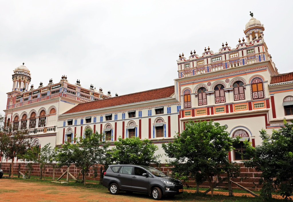 Chidambara Vilas, Chettinadu