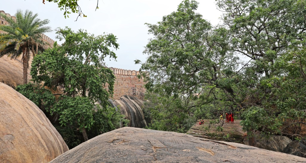 Tirumayam Fort, Chettinadu