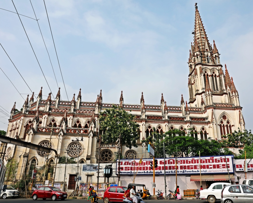 Our Lady of Lourdes Church, Trichy