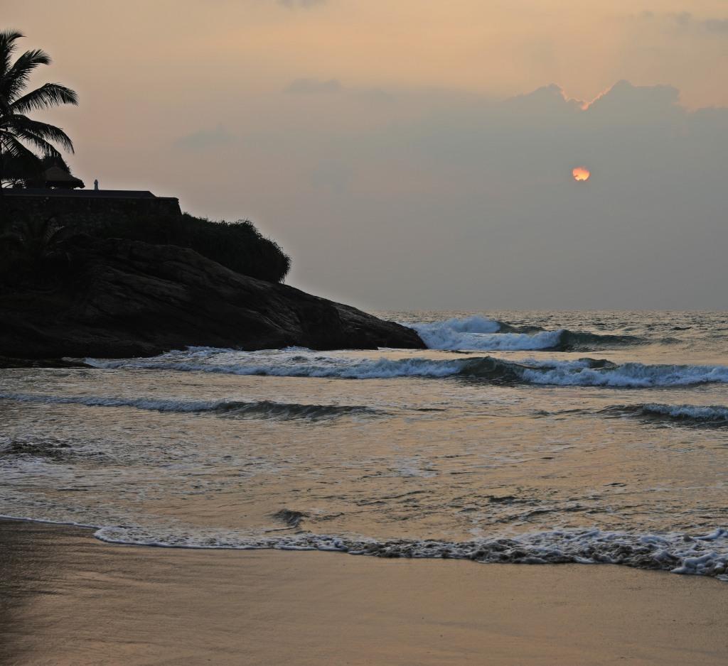Sunset, Bentota Beach, Sri Lanka