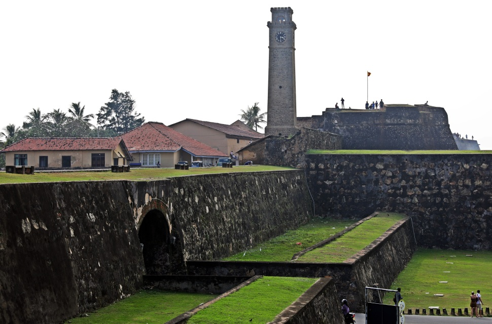 Galle Fort, Sri Lanka