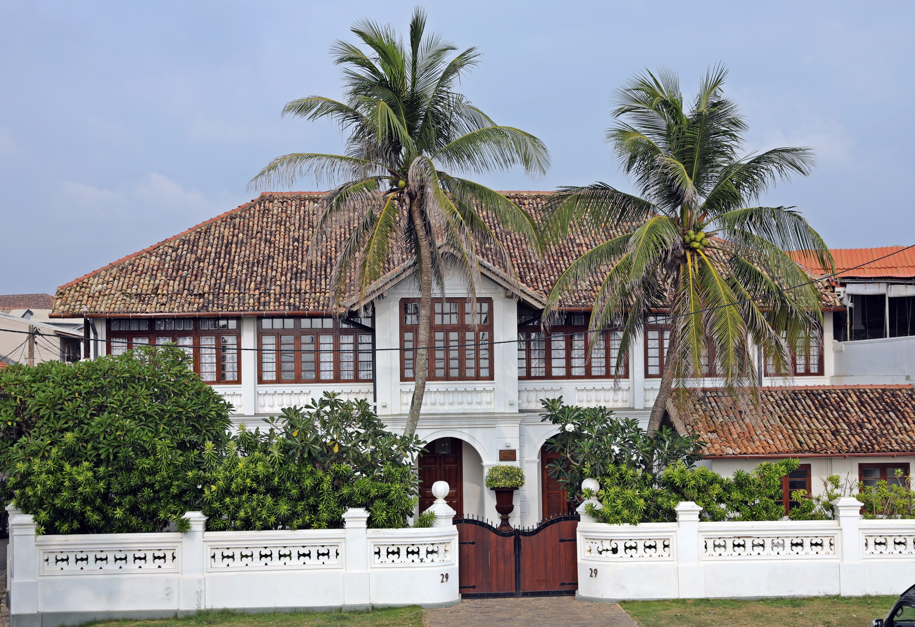 Colonial building, Galle