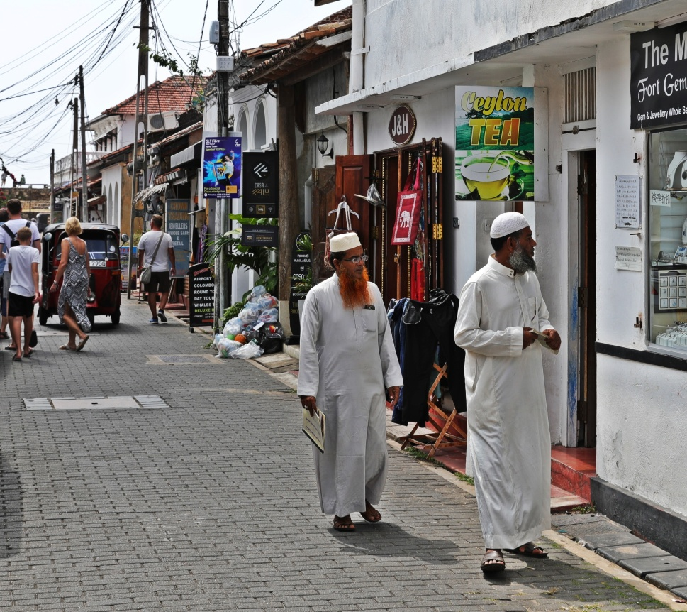Streets of Galle