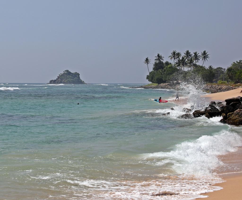 Surfer, Midigama, Sri Lanka