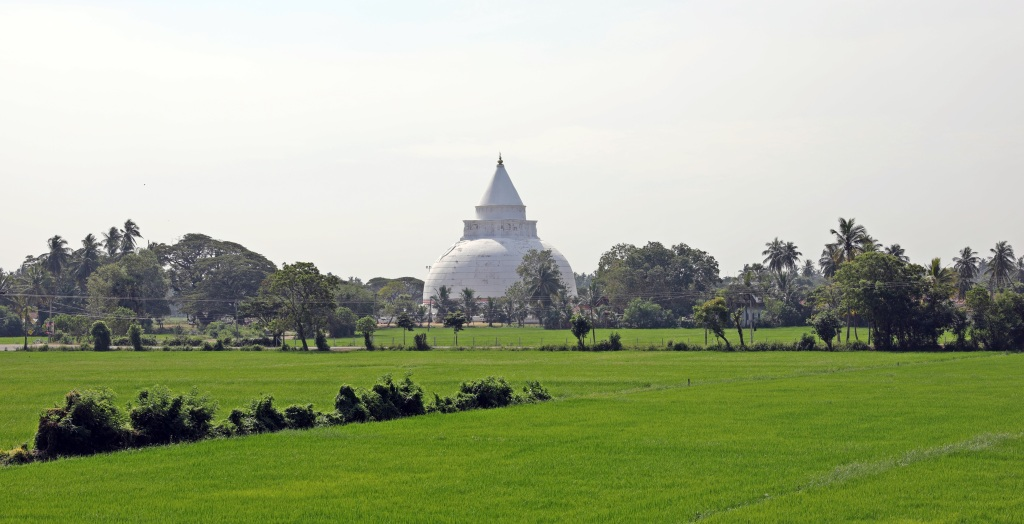 Raja Maha Vihara Temple, Tissamaharama