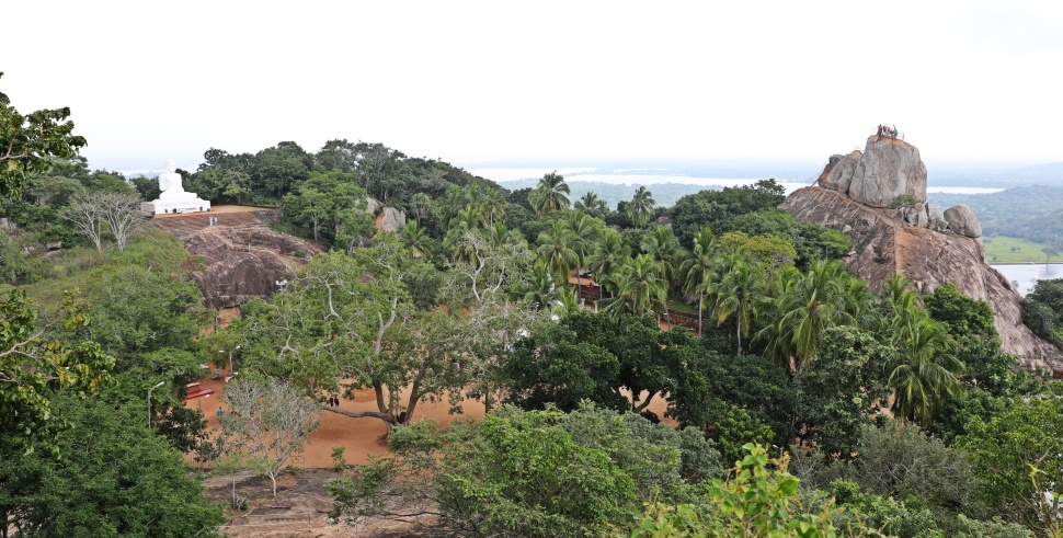 Aradhana Gala lookout, Mihintale