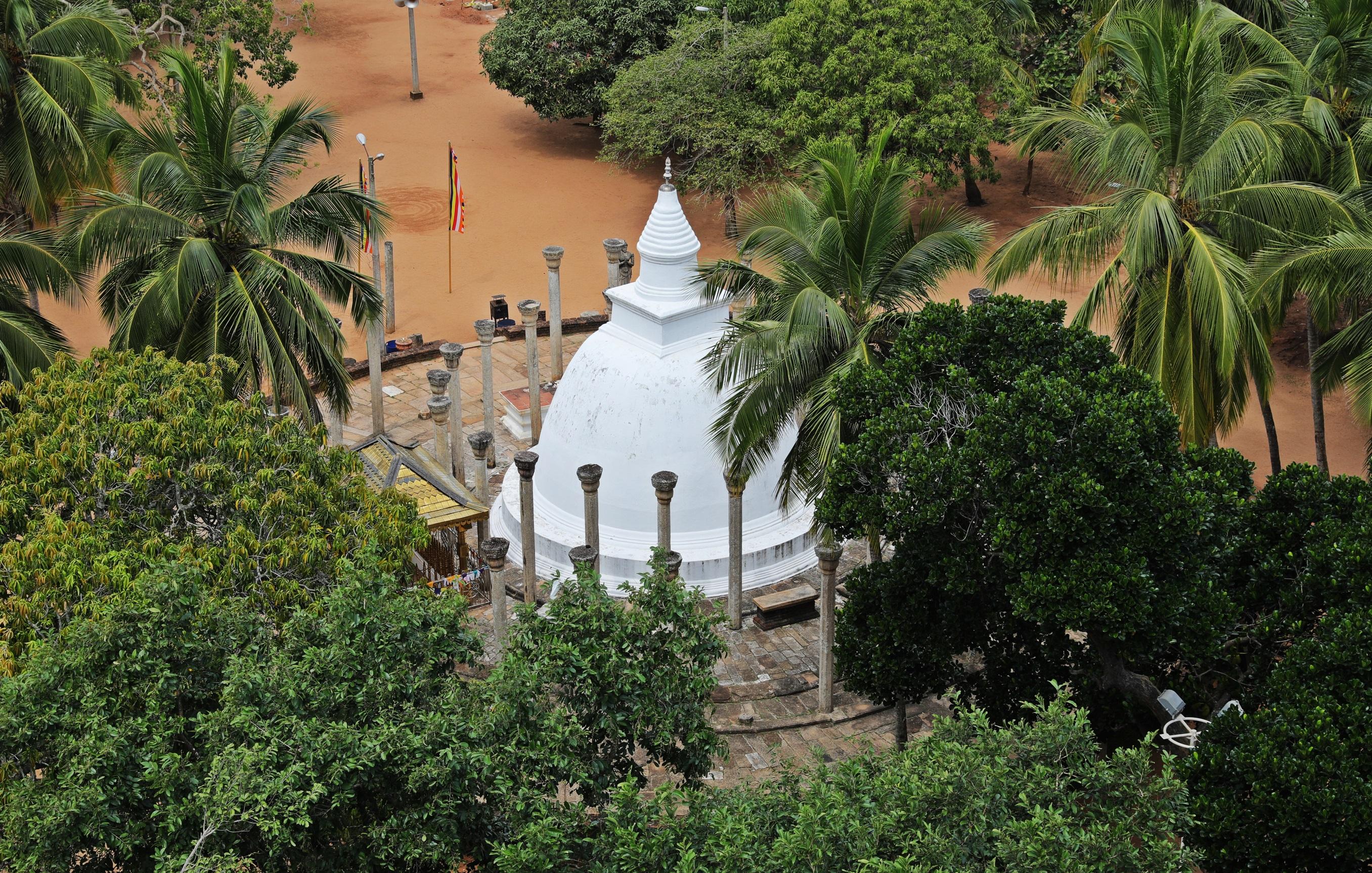Ambasthale Dagoba, Mihintale
