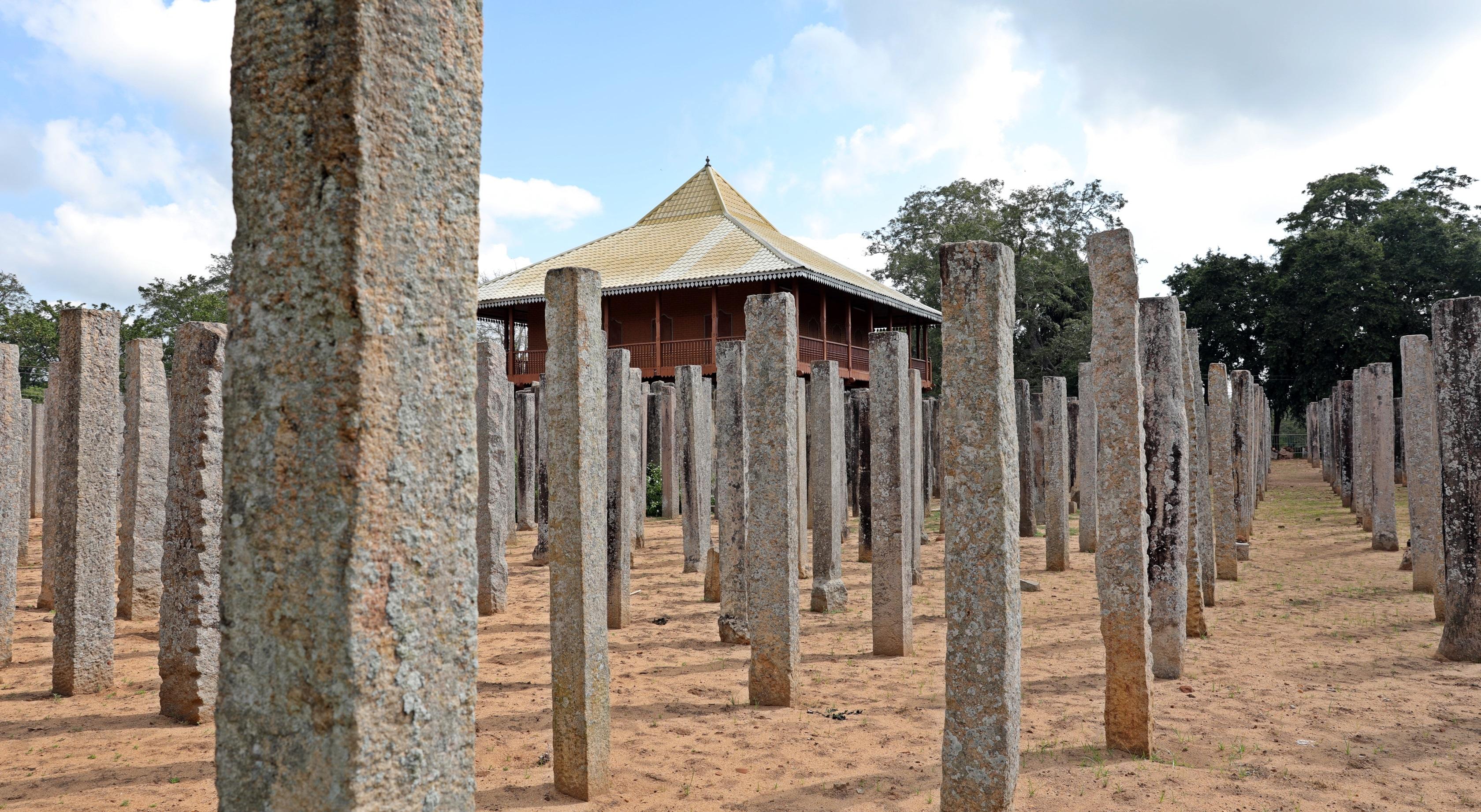 Brazen Palace, Anuradhapura