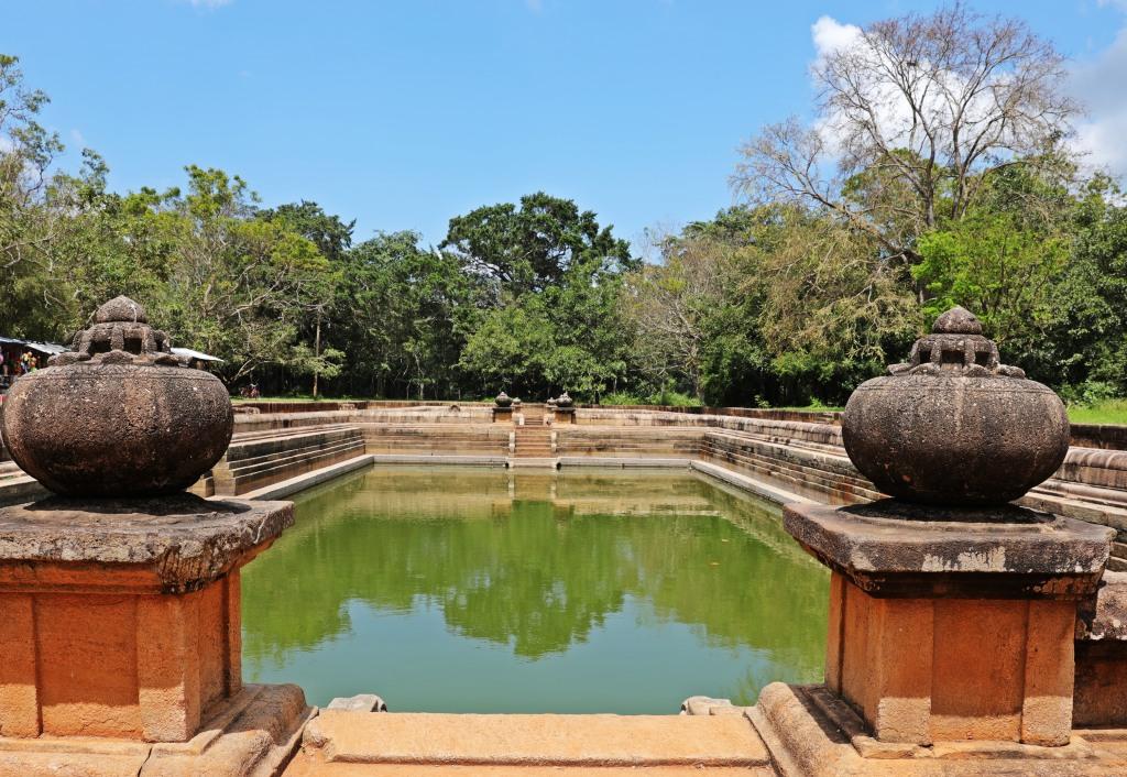 Southern pond, Anuradhapura