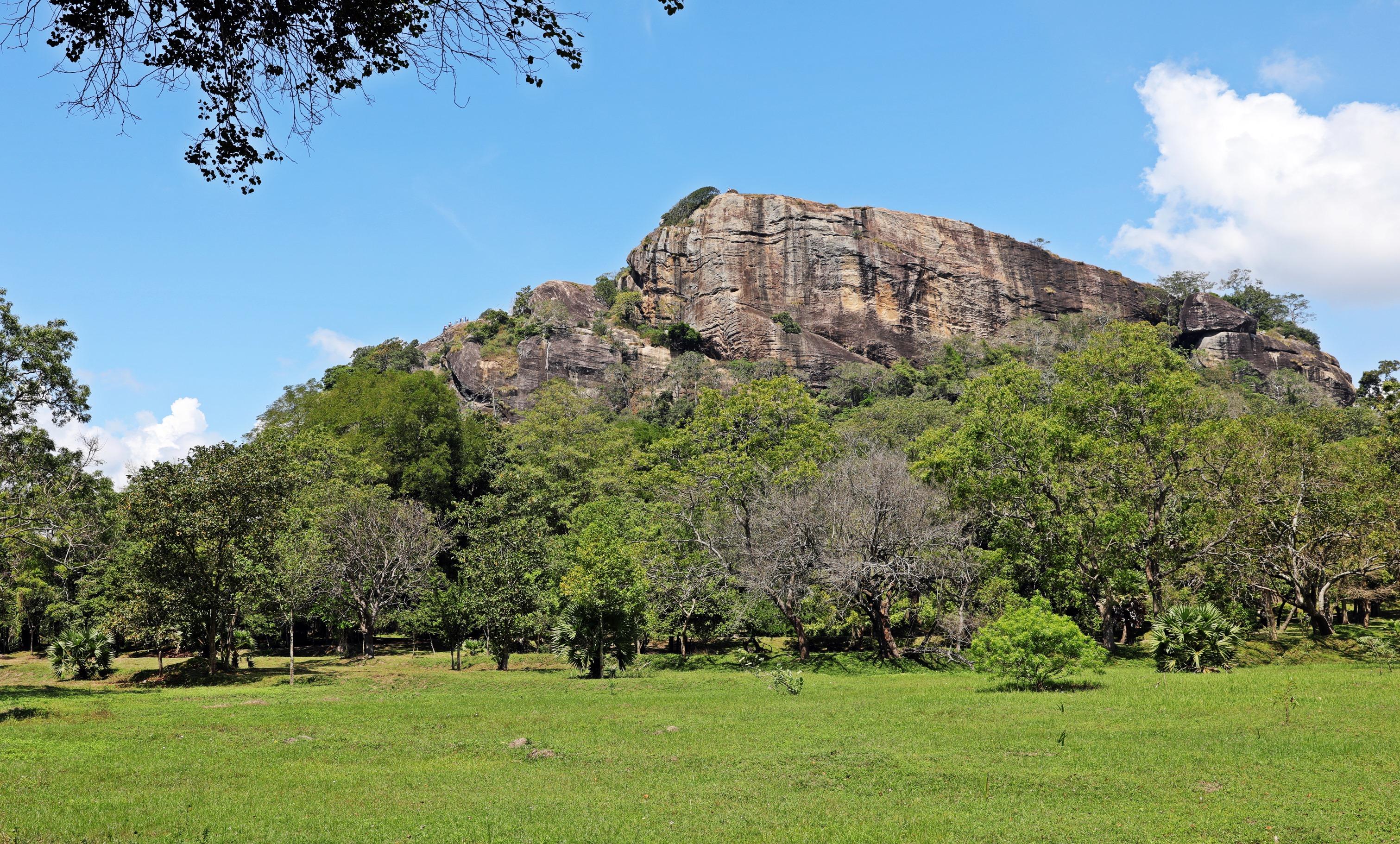 Yapahuwa Rock