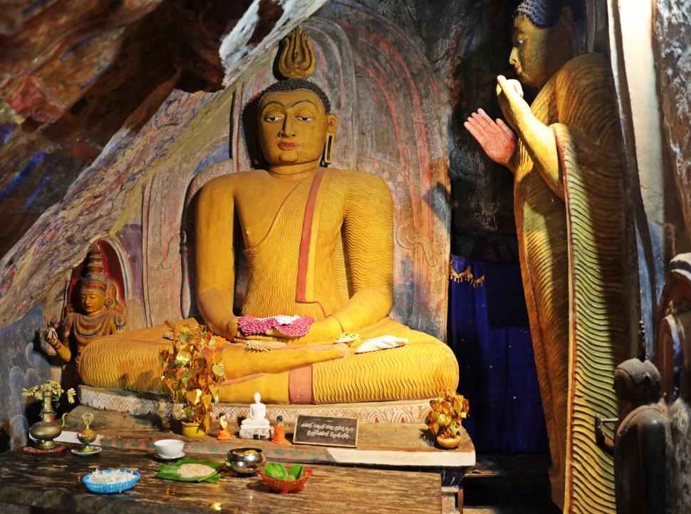 Cave temple, Yapahuwa