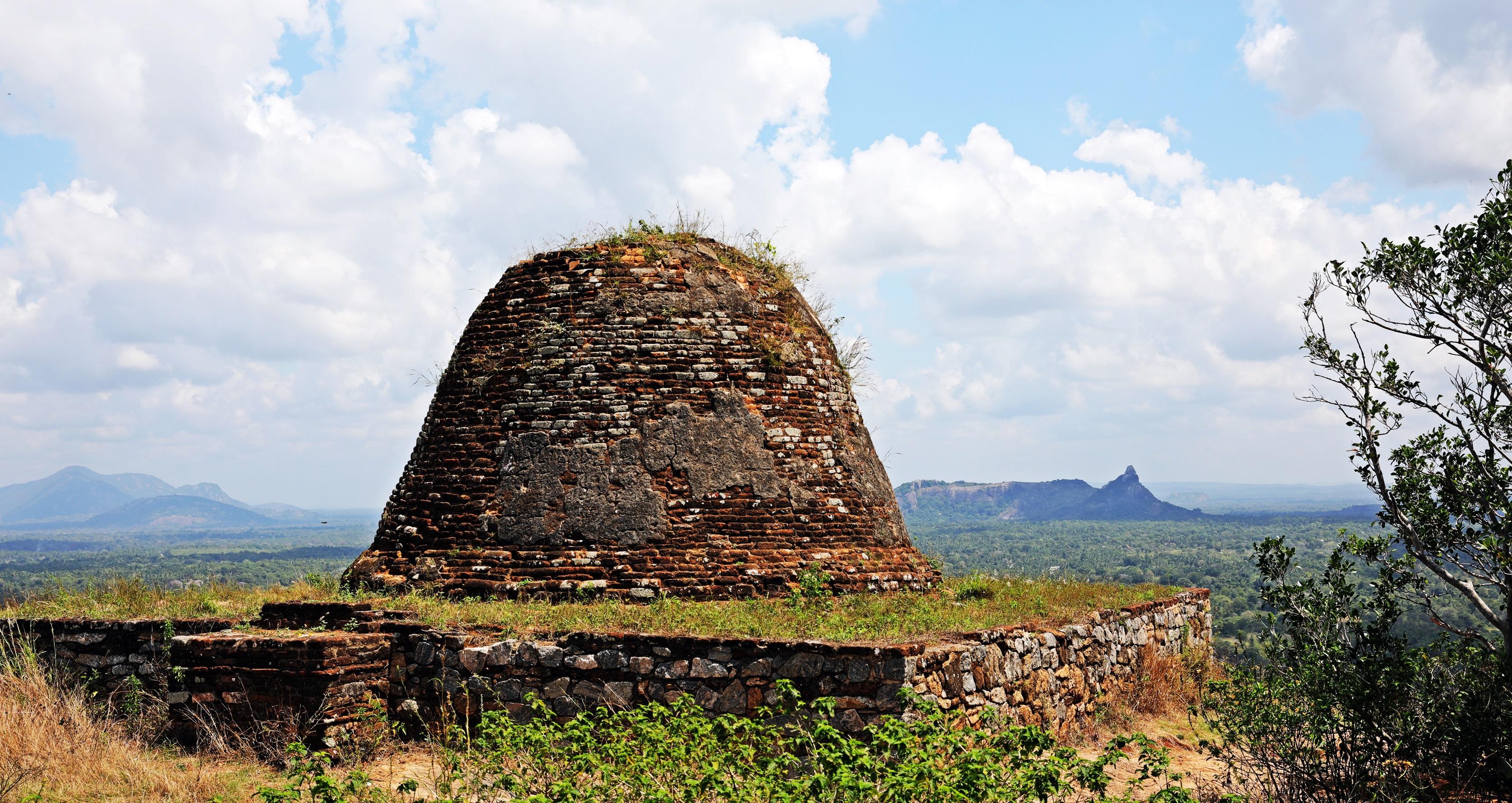 Dagoba ruins, Yapahuwa