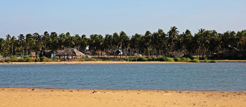 Small lagoon, Kalpitiya
