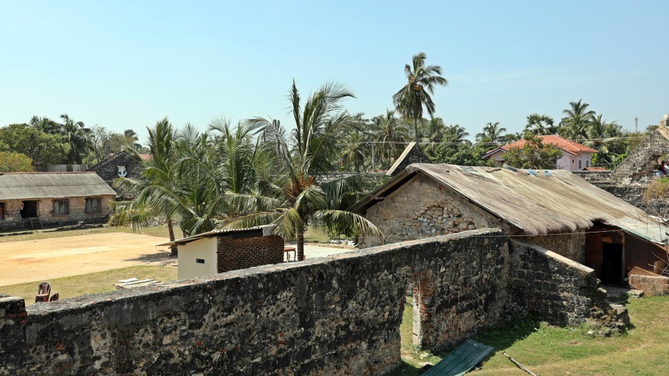Dutch Fort, Kalpitiya