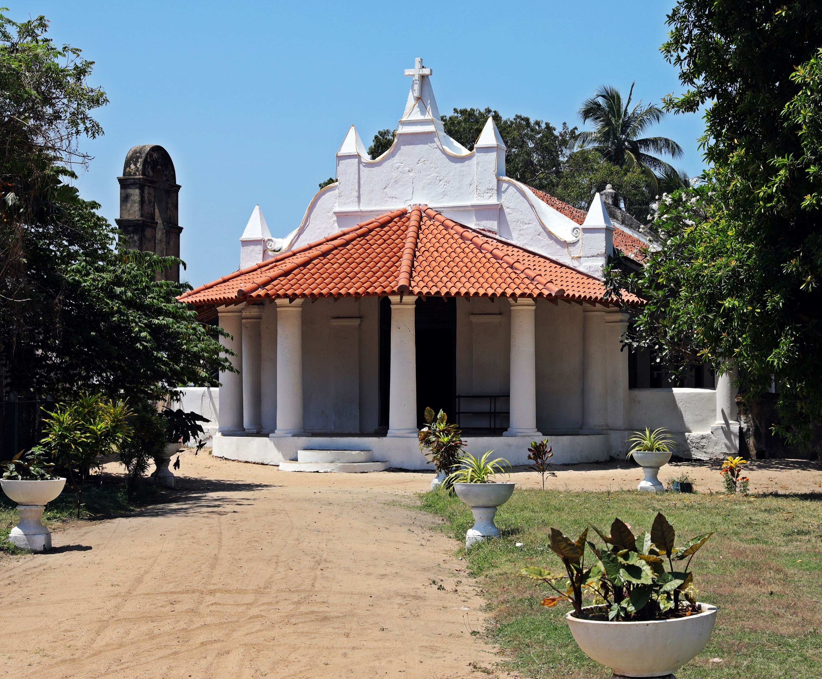 Dutch Reform church, Kalpitiya