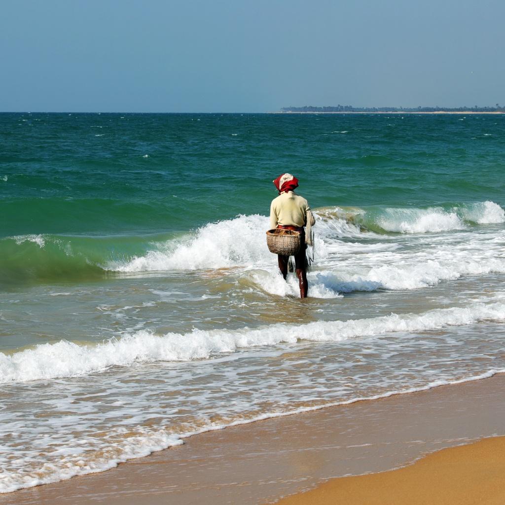 Fisherman, Kalpitiya