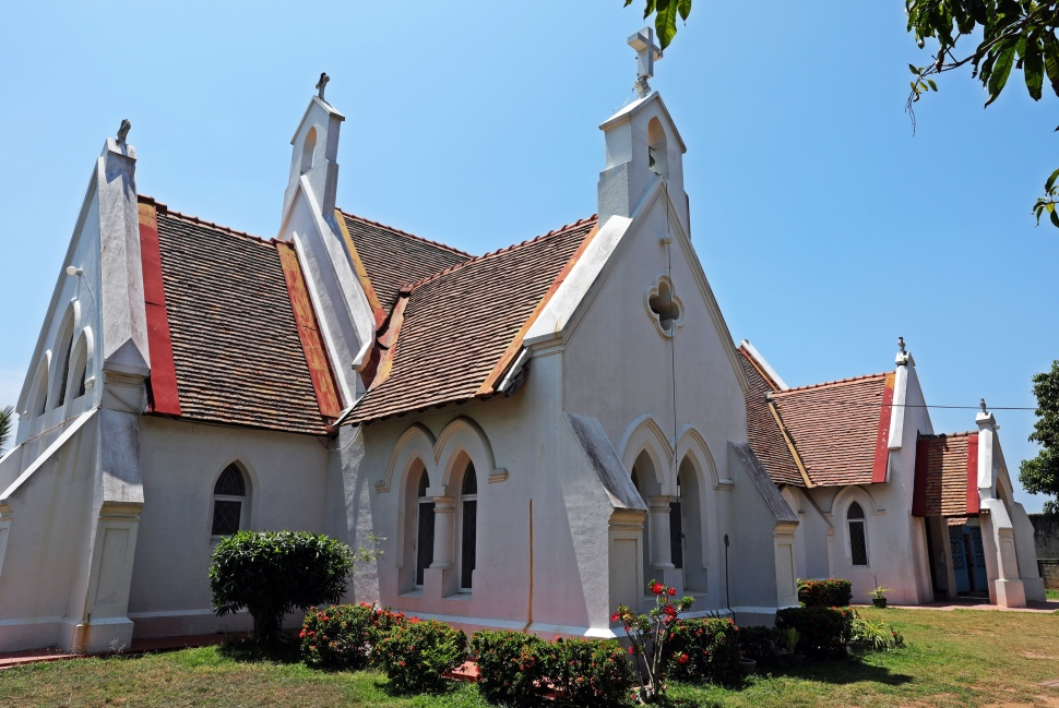 Dutch Reform Church, Negombo