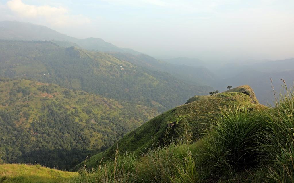 View from Little Adam's Peak, Ella