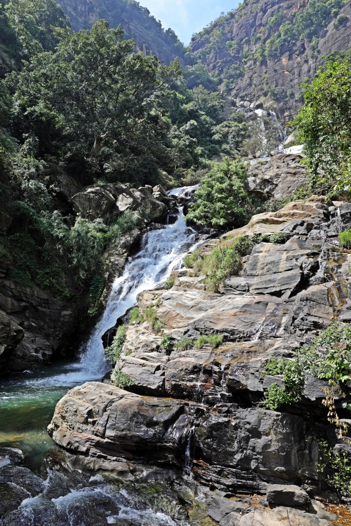 Rawana Waterfall, Ella