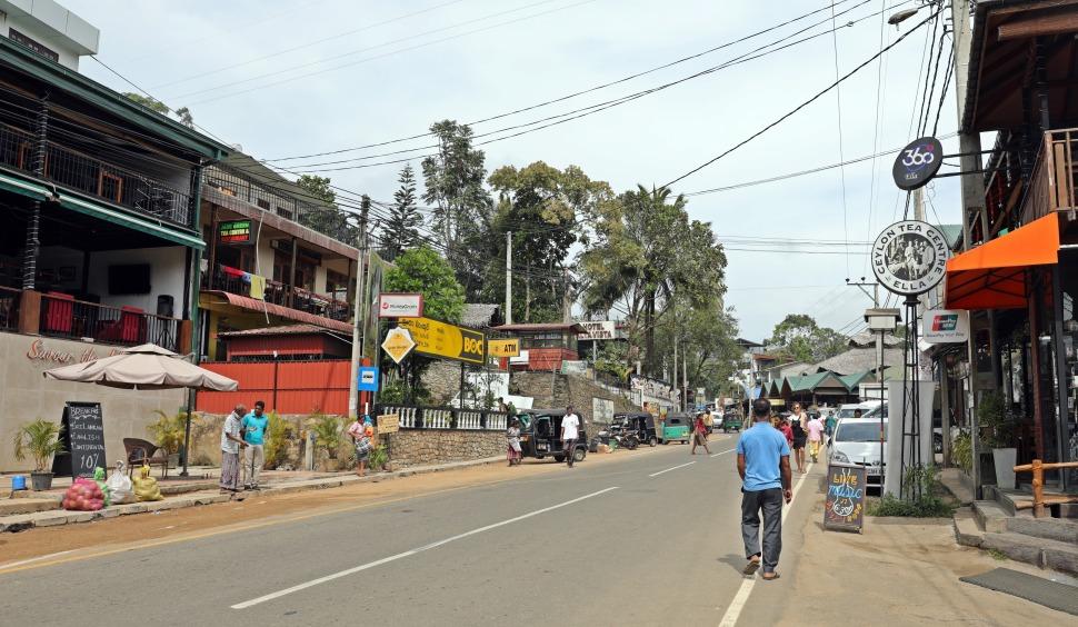 Main Street, Ella, Sri Lanka