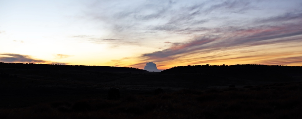 Sunrise, Horton Plains