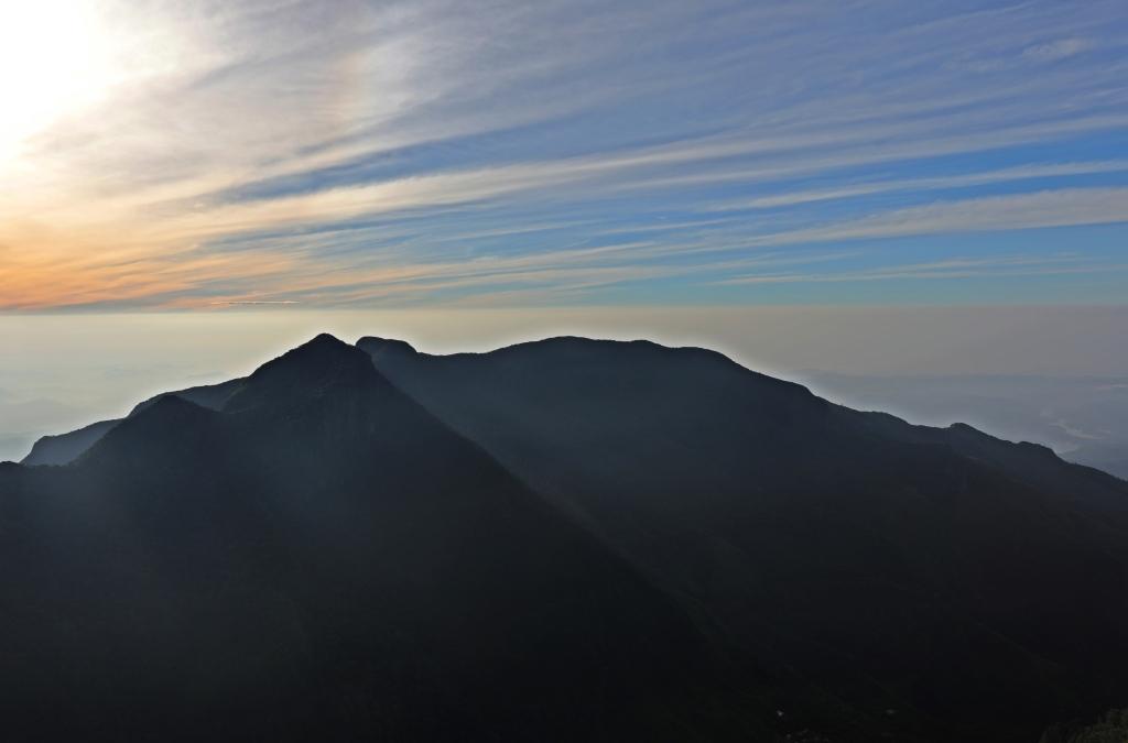 Sunrise, End of the World, Horton Plains