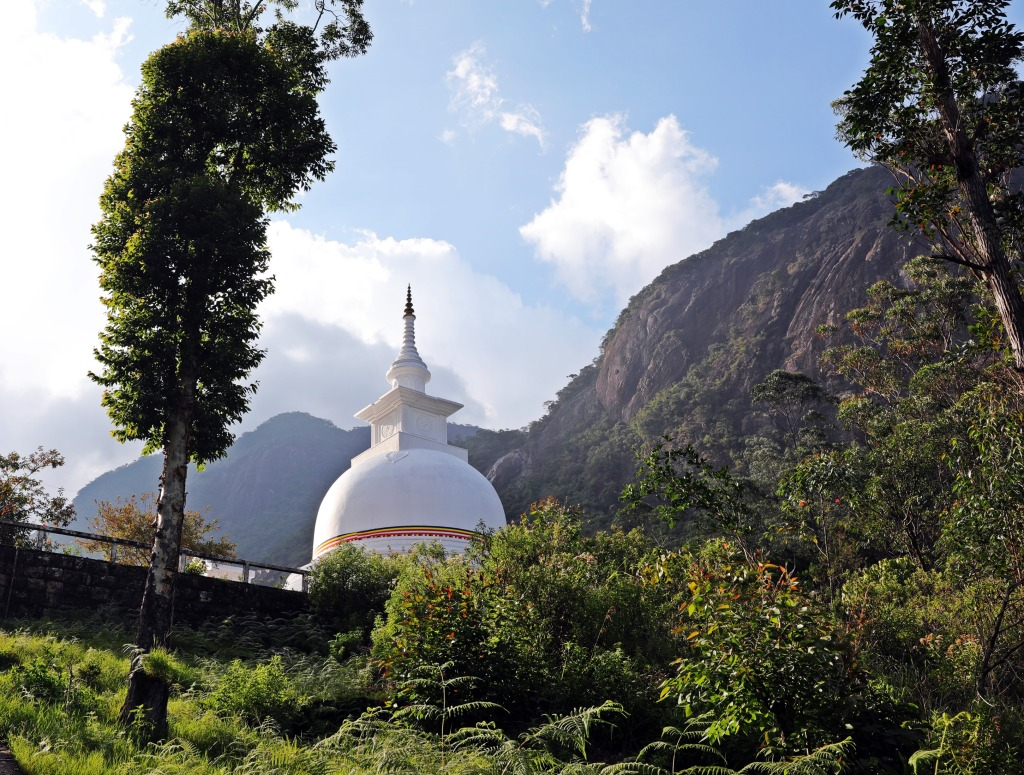 Dagoba, Adam's Peak