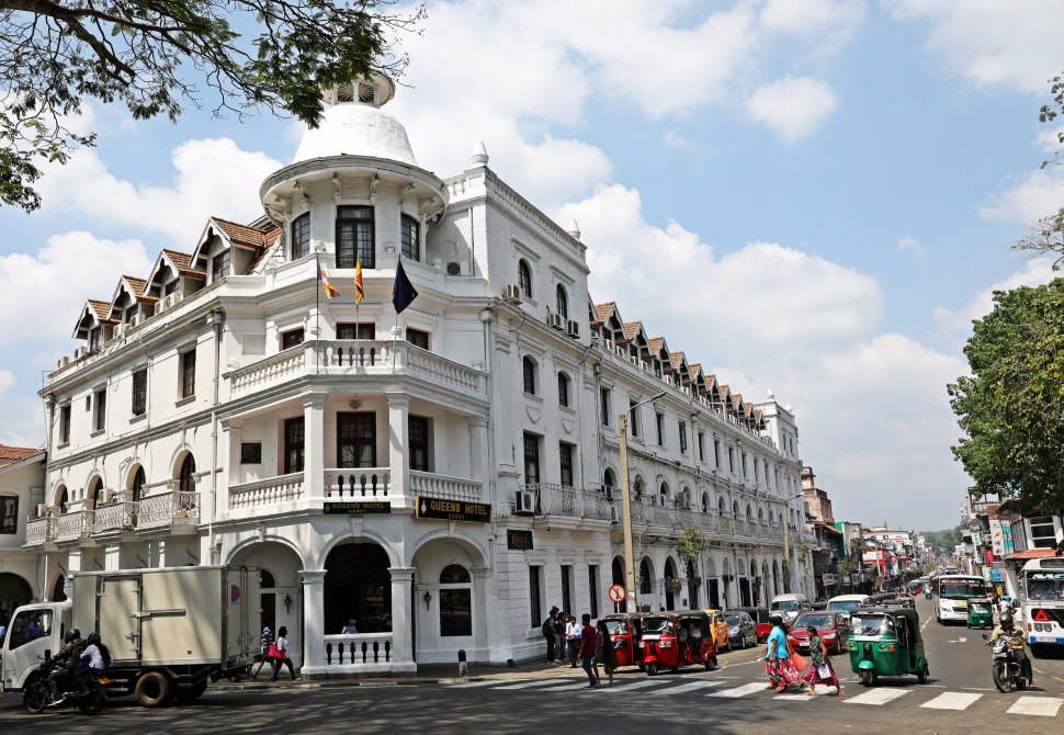 Colonial building, Kandy
