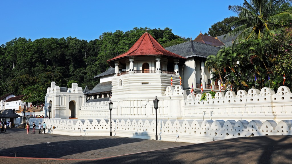Temple of the Sacred Tooth Relic Complex, Kandy