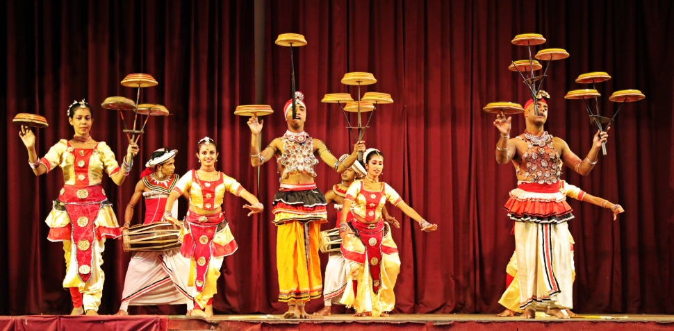 Traditional dance, Kandy