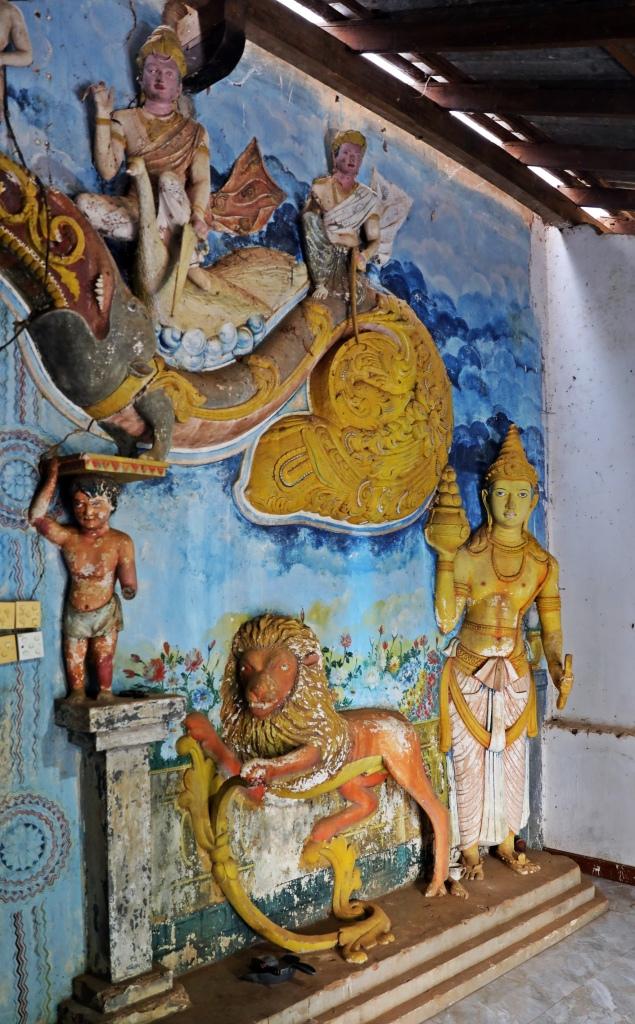 Pidurangala Rajamaha Viharaya Monastery