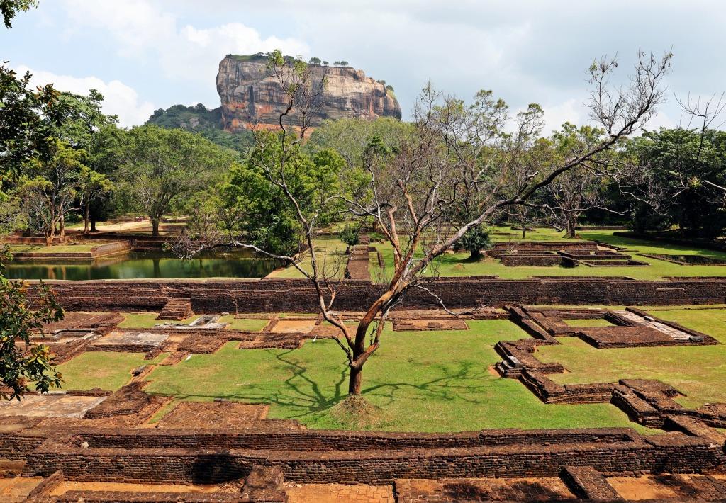 Water Gardens, Sigiriya