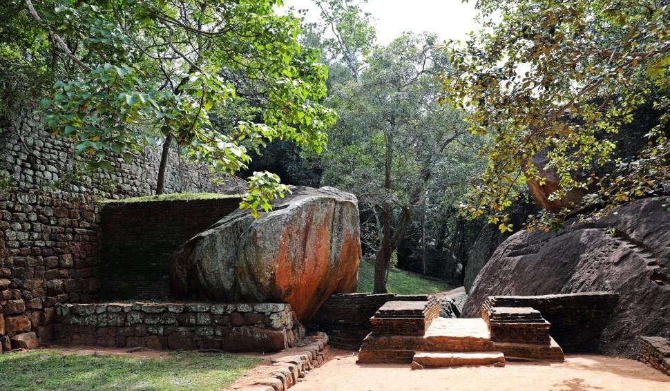 Boulder Gardens, Sigiriya