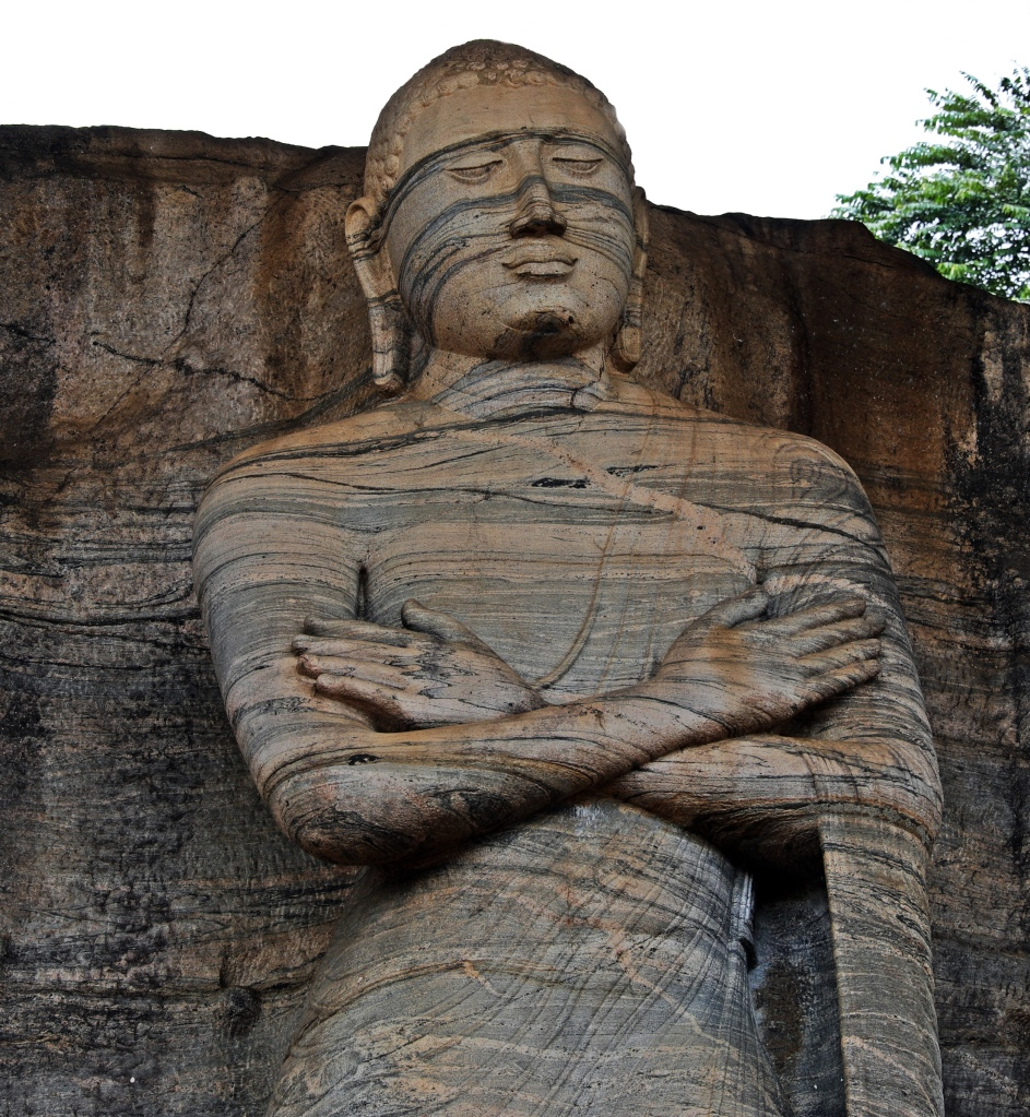 Standing Buddhas, Gal Vihara, Polonnaruwa
